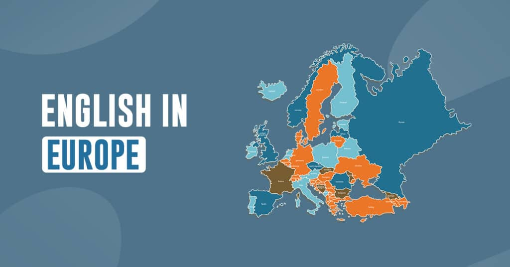 English Speaking Countries in Europe