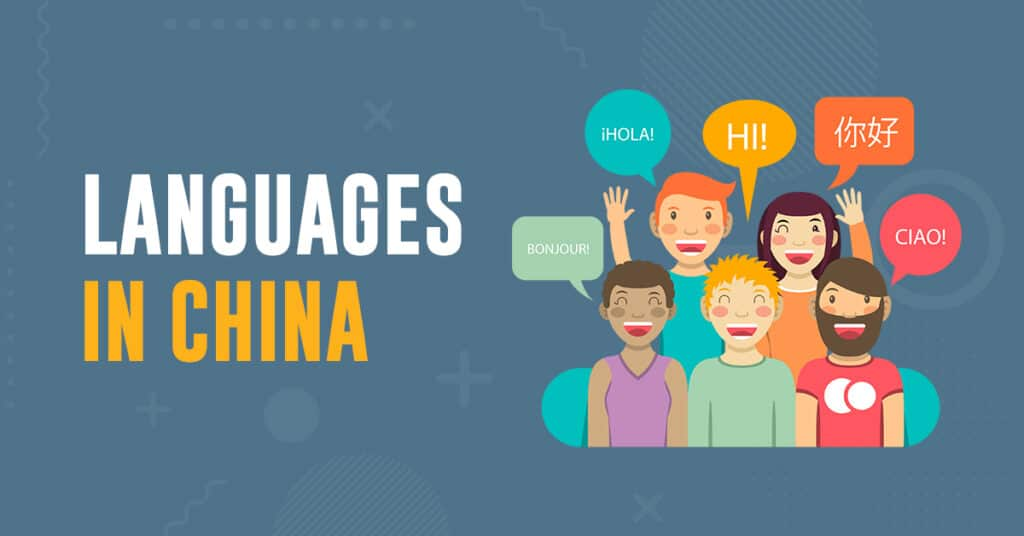 How Many Languages Are Spoken in China